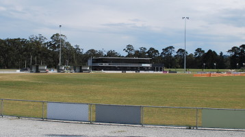 Holm Park Recreation Reserve