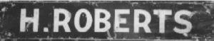 Names-Roberts-H