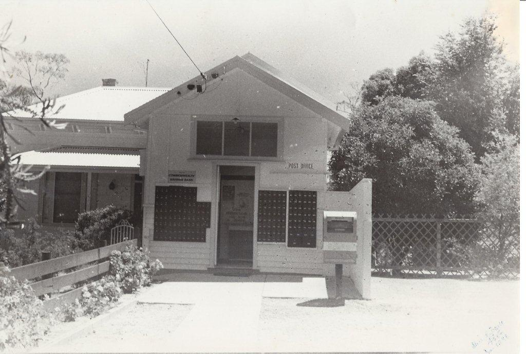 Post Office in 1988