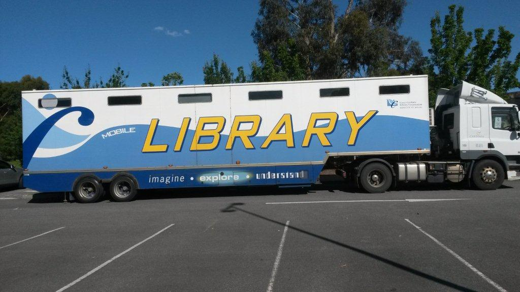 library-mobile