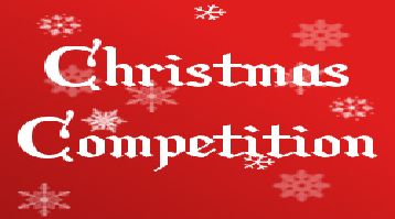 Christmas window competition